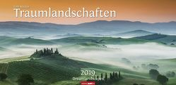 Traumlandschaften – Kalender 2019 von Mackie,  Tom, Weingarten