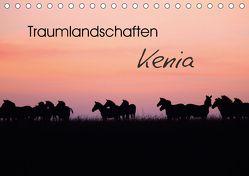 Traumlandschaften Kenia (Tischkalender 2018 DIN A5 quer) von Herzog,  Michael