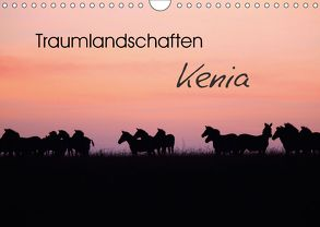 Traumlandschaften Kenia (Wandkalender 2018 DIN A4 quer) von Herzog,  Michael