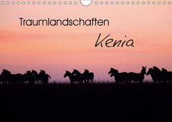 Traumlandschaften Kenia (Wandkalender 2019 DIN A4 quer) von Herzog,  Michael