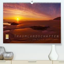 Traumlandschaften (Premium, hochwertiger DIN A2 Wandkalender 2020, Kunstdruck in Hochglanz) von Photoplace