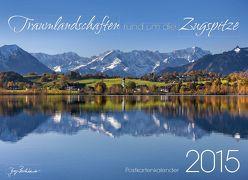 Traumlandschaften rund um die Zugspitze 2015 von Bodenbender,  Jörg