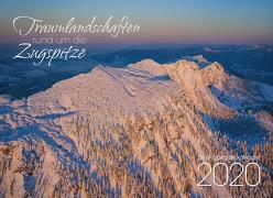 Traumlandschaften rund um die Zugspitze 2020 von Dr. Bodenbender,  Joerg
