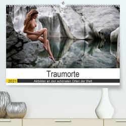 Traumorte (Premium, hochwertiger DIN A2 Wandkalender 2021, Kunstdruck in Hochglanz) von Zurmühle,  Martin