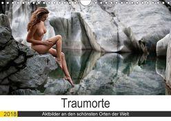 Traumorte (Wandkalender 2018 DIN A4 quer) von Zurmühle,  Martin