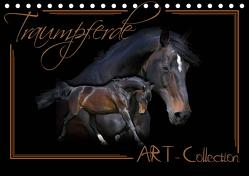 Traumpferde-ART-Collection (Tischkalender 2020 DIN A5 quer) von Redecker,  Andrea