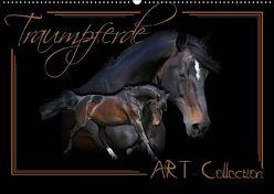 Traumpferde-ART-Collection (Wandkalender 2019 DIN A2 quer) von Redecker,  Andrea