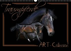 Traumpferde-ART-Collection (Wandkalender 2019 DIN A3 quer) von Redecker,  Andrea