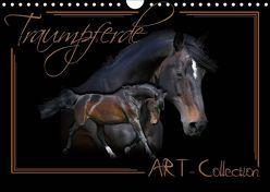 Traumpferde-ART-Collection (Wandkalender 2019 DIN A4 quer) von Redecker,  Andrea