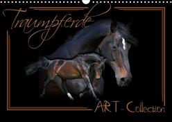 Traumpferde-ART-Collection (Wandkalender 2020 DIN A3 quer) von Redecker,  Andrea