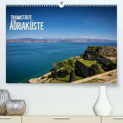 Traumstädte an der Adriaküste (Premium, hochwertiger DIN A2 Wandkalender 2020, Kunstdruck in Hochglanz) von Meutzner,  Dirk