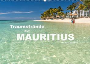 Traumstrände auf Mauritius (Wandkalender 2020 DIN A2 quer) von Schickert,  Peter