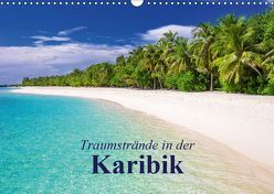 Traumstrände in der Karibik (Wandkalender 2019 DIN A3 quer) von Stanzer,  Elisabeth