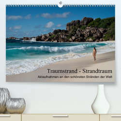 Traumstrand – Strandtraum (Premium, hochwertiger DIN A2 Wandkalender 2021, Kunstdruck in Hochglanz) von Zurmühle,  Martin
