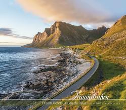 Traumstraßen 2020 – Dream Roads – Bildkalender (33,5 x 29) – Landschaftskalender – Wandkalender von ALPHA EDITION