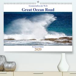 Traumstraßen der Welt – Great Ocean Road (Premium, hochwertiger DIN A2 Wandkalender 2020, Kunstdruck in Hochglanz) von Müller,  Reinhard