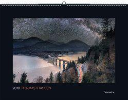 Traumstraßen 2018 von KUNTH Verlag