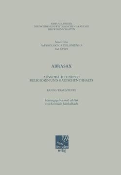 Traumtexte von Merkelbach,  Reinhold, Totti,  Maria