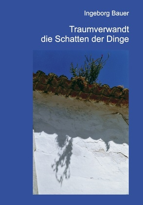 Traumverwandt die Schatten der Dinge von Bauer,  Ingeborg