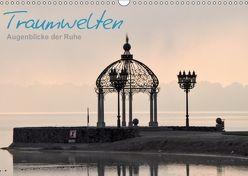 Traumwelten – Augenblicke der Ruhe (Wandkalender 2018 DIN A3 quer) von Kullen BeKu,  Bernd