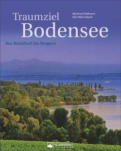 Traumziel Bodensee von Pollmann,  Bernhard, Raach,  Karl-Heinz