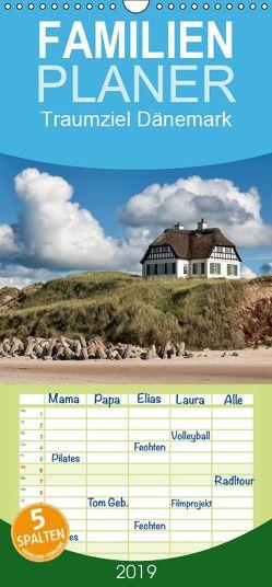 Traumziel Dänemark – Familienplaner hoch (Wandkalender 2019 , 21 cm x 45 cm, hoch) von & Digital Art by Nicole Hahn,  Fotografie