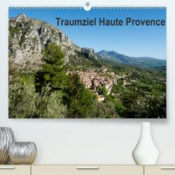 Traumziel Haute Provence (Premium, hochwertiger DIN A2 Wandkalender 2020, Kunstdruck in Hochglanz) von Voigt,  Tanja