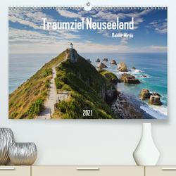 Traumziel Neuseeland 2021 (Premium, hochwertiger DIN A2 Wandkalender 2021, Kunstdruck in Hochglanz) von Mirau,  Rainer