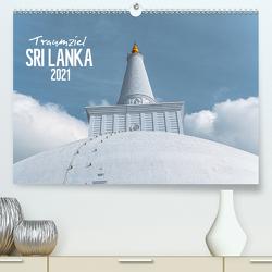 Traumziel Sri Lanka (Premium, hochwertiger DIN A2 Wandkalender 2021, Kunstdruck in Hochglanz) von www.lets-do-this.de
