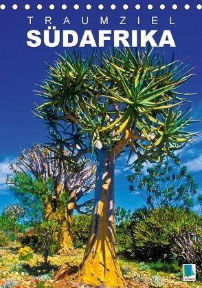 Traumziel Südafrika (Tischkalender 2018 DIN A5 hoch) von CALVENDO