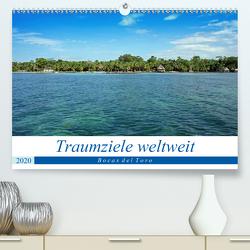 Traumziele weltweit – Bocas del Toro (Premium, hochwertiger DIN A2 Wandkalender 2020, Kunstdruck in Hochglanz) von Schnoor,  Christian