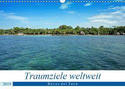 Traumziele weltweit – Bocas del Toro (Wandkalender 2019 DIN A3 quer) von Schnoor,  Christian