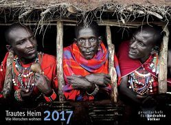 Trautes Heim. GfbV – Bildkalender 2017