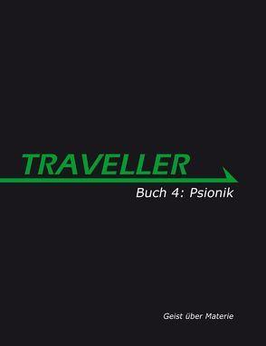 Traveller – Buch 4: Psionik von Ritzinger,  Bernie, Whitaker,  Lawrence