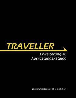 TRAVELLER – Erweiterung 4: Ausrüstungskatalog von Dougherty,  Martin J., Stammer,  Hauke, Steele,  Bryan, Wagner,  Martin