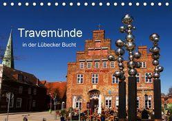 Travemünde in der Lübecker Bucht (Tischkalender 2019 DIN A5 quer) von Riedel,  Tanja
