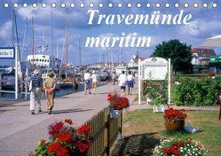 Travemünde maritim (Tischkalender 2019 DIN A5 quer)