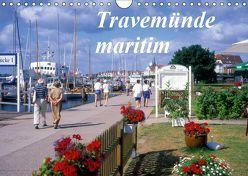 Travemünde maritim (Wandkalender 2019 DIN A4 quer)