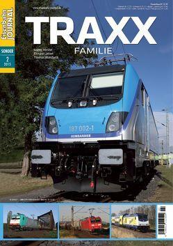 Traxx-Familie von Hörstel,  Jürgen, Latten,  Richard, Wohlfarth,  Thomas