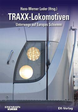 TRAXX-Lokomotiven von Leder,  Hans-Werner