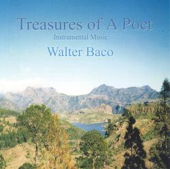Treasures of a poet von Baco,  Walter