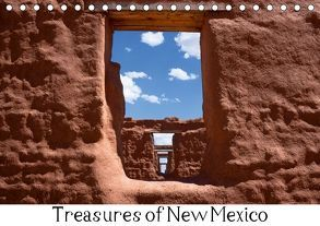 Treasures of New Mexico (Tischkalender 2018 DIN A5 quer) von Roth,  Martina