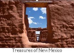 Treasures of New Mexico (Wandkalender 2019 DIN A2 quer) von Roth,  Martina