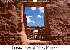Treasures of New Mexico (Wandkalender 2019 DIN A4 quer) von Roth,  Martina