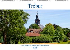 Trebur vom Frankfurter Taxifahrer Petrus Bodenstaff (Wandkalender 2019 DIN A2 quer) von Bodenstaff,  Petrus