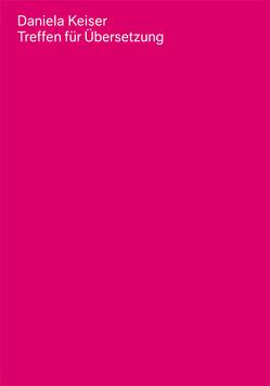 Treffen für Übersetzung von Güler,  Hatice Gülşen, Hefni,  Husseni El, Jassim,  Rashid, Kammasch,  Tim, Keiser,  Daniela, Rutishauser,  Georg, Schanda,  Susanne, Schelbert,  Catherine, Yesildeniz,  Mustafa
