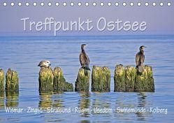 Treffpunkt Ostsee (Tischkalender 2019 DIN A5 quer) von Michalzik,  Paul