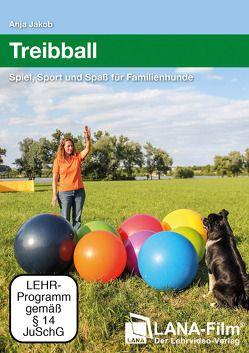 Treibball von Jakob,  Anja