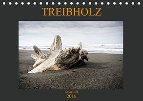 Treibholz Costa Rica (Tischkalender 2019 DIN A5 quer) von Staack,  Oliver