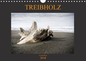 Treibholz Costa Rica (Wandkalender 2018 DIN A4 quer) von Staack,  Oliver